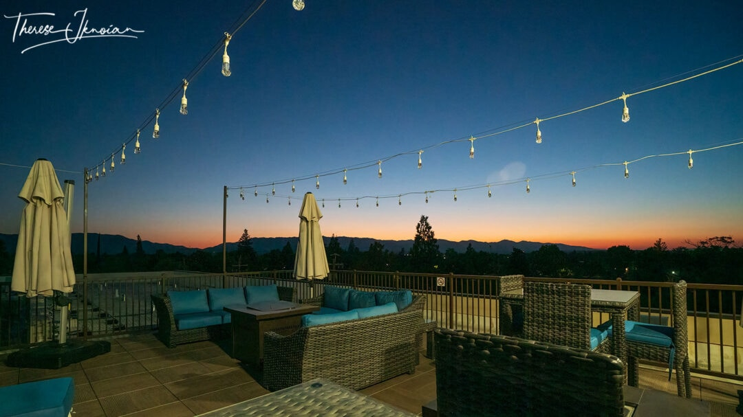Boutique Hotel Winters Rooftop Bar