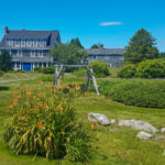 Cozy Bradley Inn near Pemaquid Point Lighthouse in MidCoast Maine