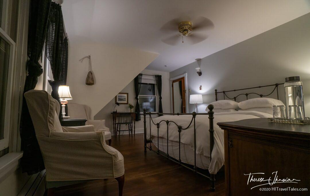 Bradley Inn Maine Puffins Nest Room