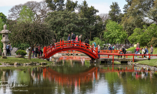 5 spectacular must-visit Buenos Aires parks and gardens
