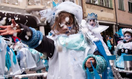 Carnival parades in photos – Germany, Switzerland, Argentina