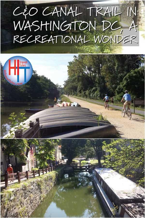 CO Canal Trail Washington DC