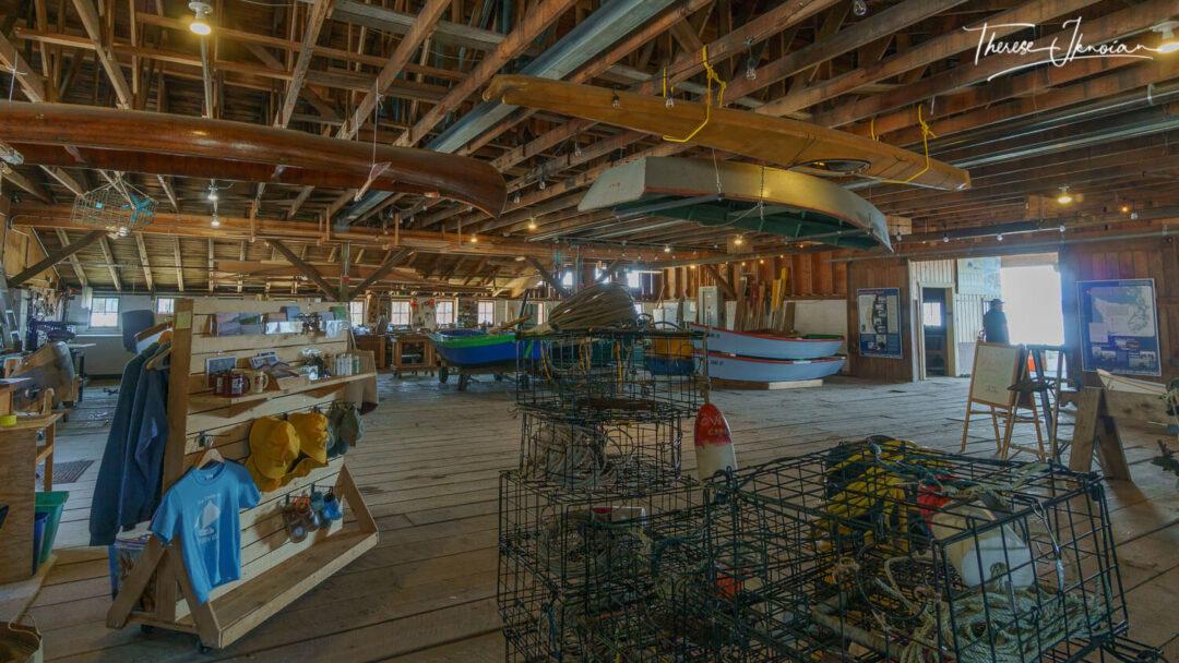 Cama Beach Center For Wooden Boats