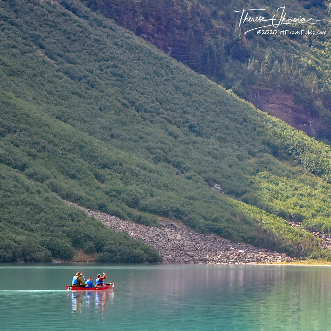 Canada Banff Lake Louise Paddlers