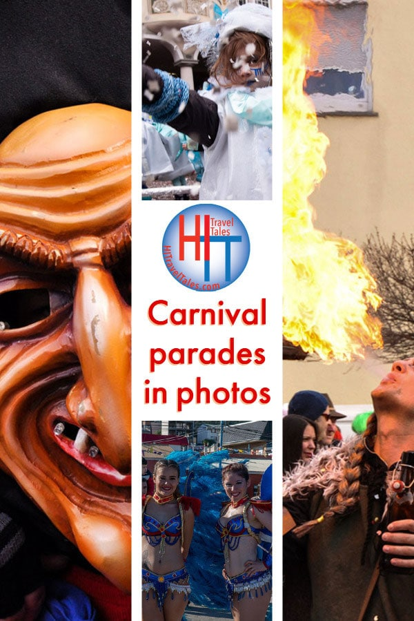 Carnival Parades Around The World In Photos 1