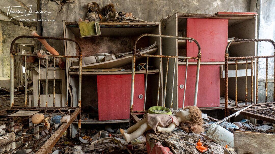 Chernobyl Exclusion Zone Pribyat School Day Care