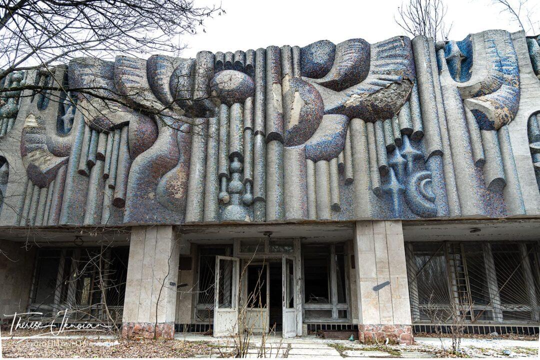 Chernobyl Pripyat Soviet Mosiac