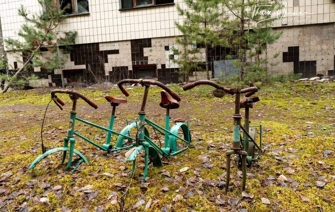 Chernobyl Woodpecker Complex Trikes