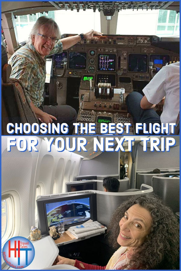 Choosing The Best Flight For Your Next Trip