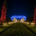 Christmas Garden Berlin – Christmas lights and mulled wine