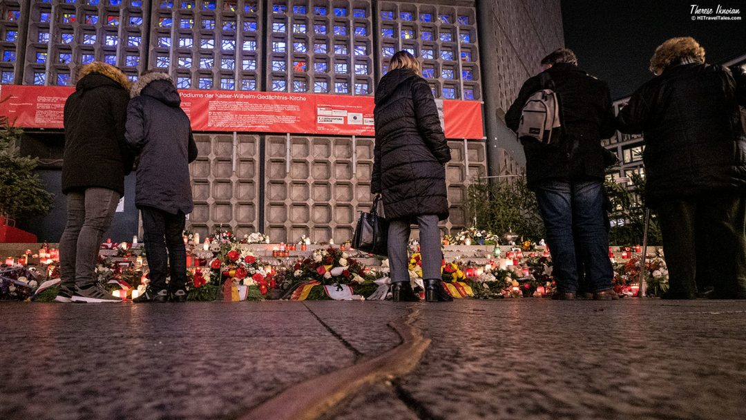 Christmas Market Terrorist Attack Memorial Berlin