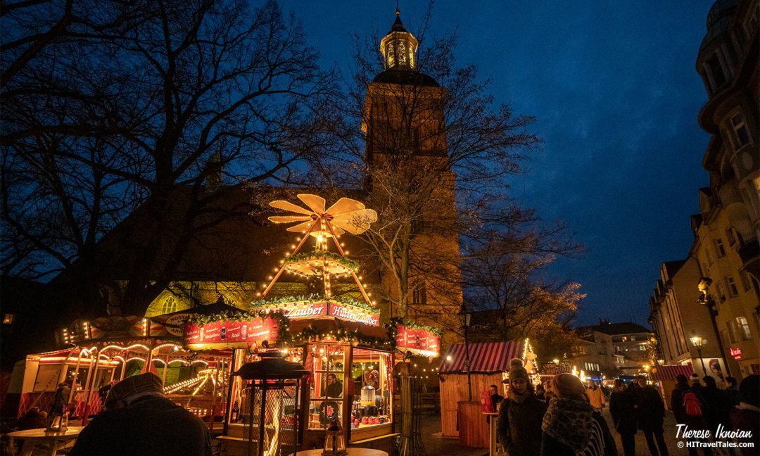 Christmas Markets Berlin Spandau Old Town