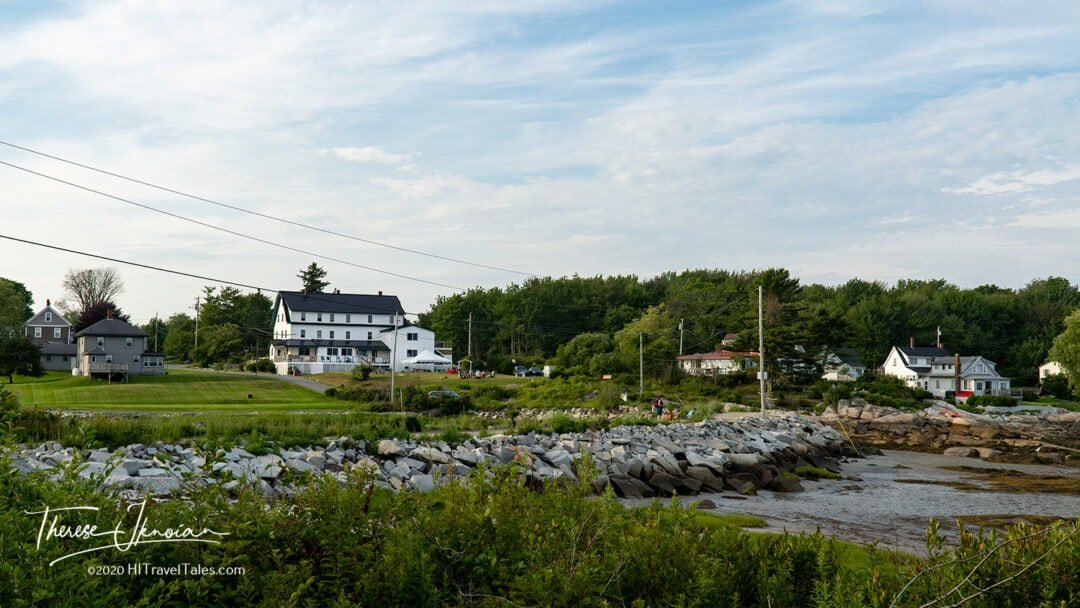 Coastal Maine Historic Inn Craignair