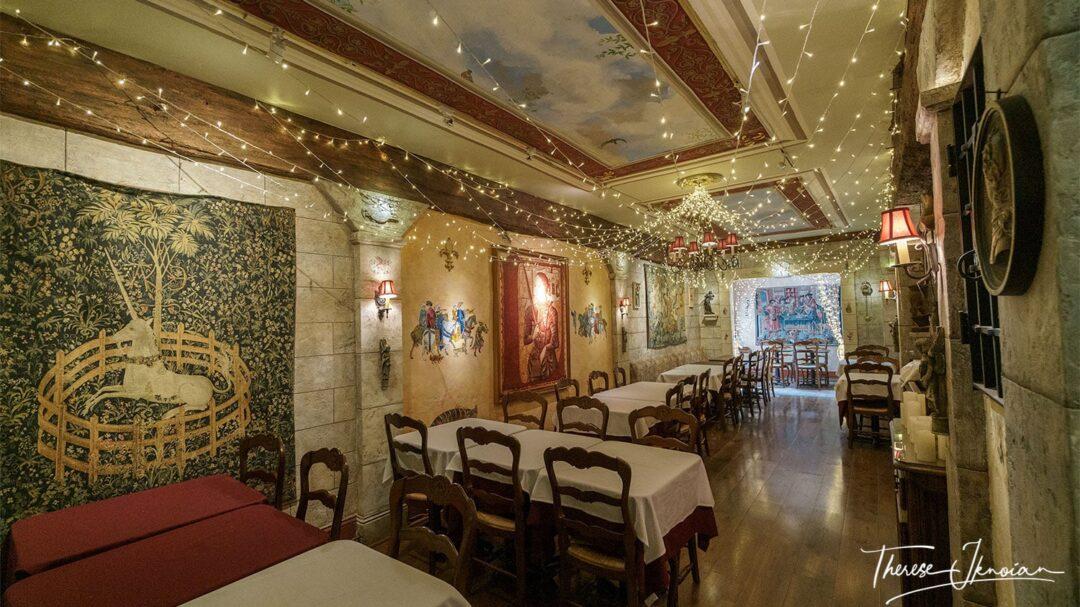 Cornell Hotel Joan Of Arc Restaurant