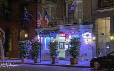 Cornell Hotel de France on Nob Hill: Best San Francisco boutique hotel