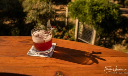 What is a shrub? Old English shrub recipe to relive travel memories
