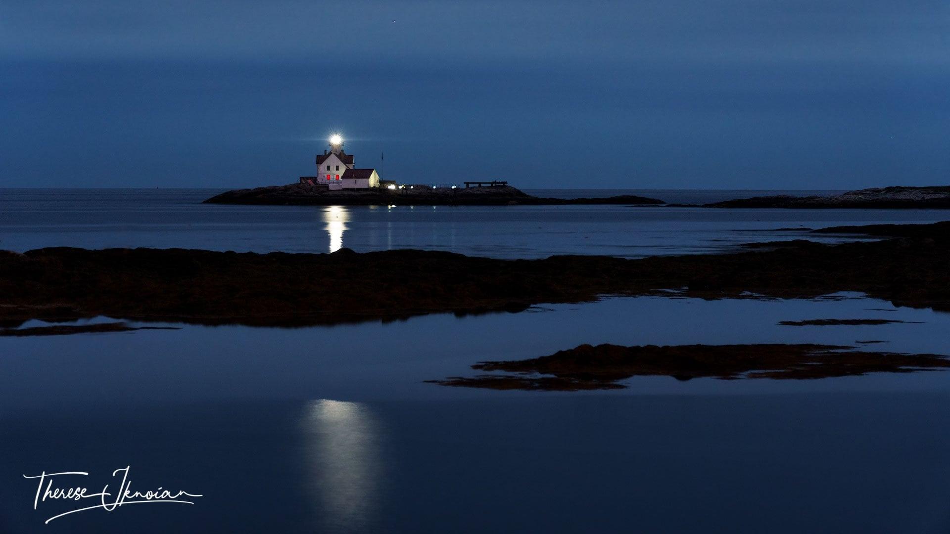Cuckolds Lighthouse Midcoast Maine Lighthouse Tour