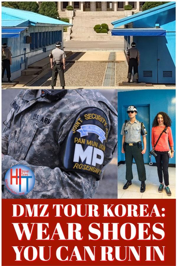 DMZ Tour Korea