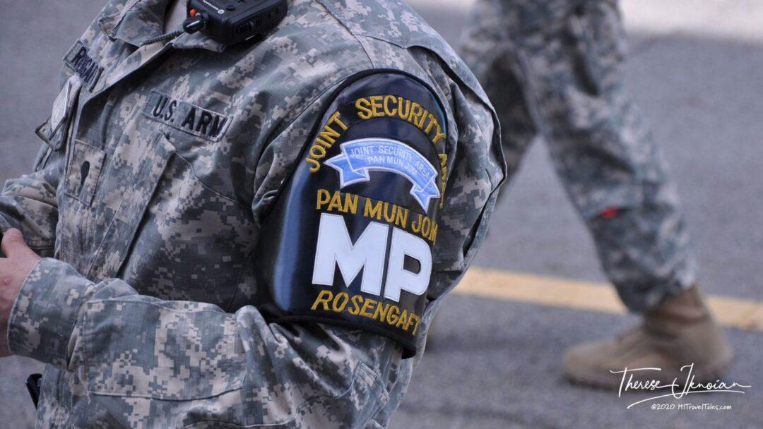 DMZ Mp Rosengaft Panmunjom Korea