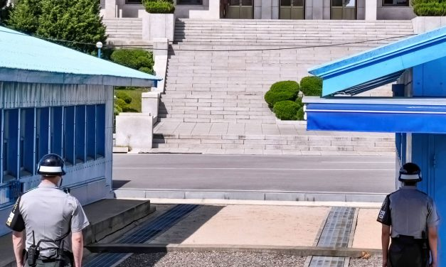 DMZ tour Korea: Wear shoes you can run in (updated 2018)