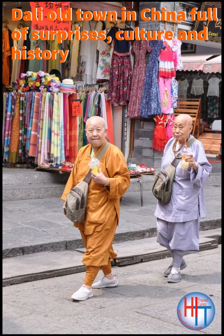 Dali Old Town In China Full Of Surprises Culture And History