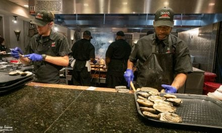Dining at Drago's Seafood Restaurant on the Louisiana Oyster Trail