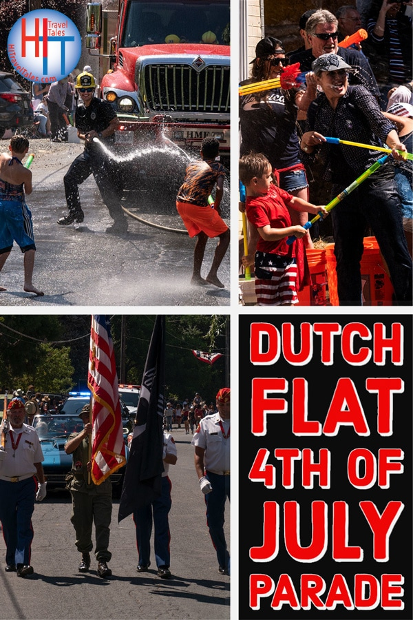 Dutch Flat 4th Of July Parade 1