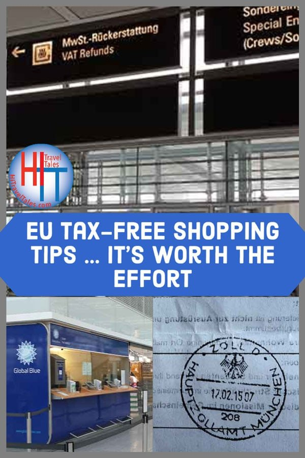 EU Tax-Free Shopping Tips