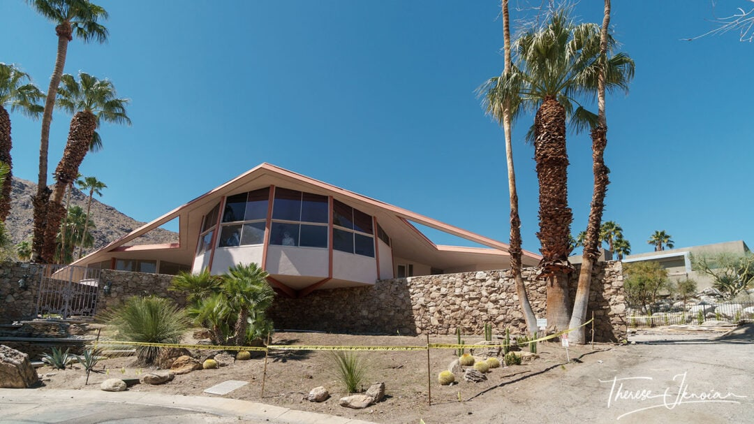 Elvis Presley House Palm Springs
