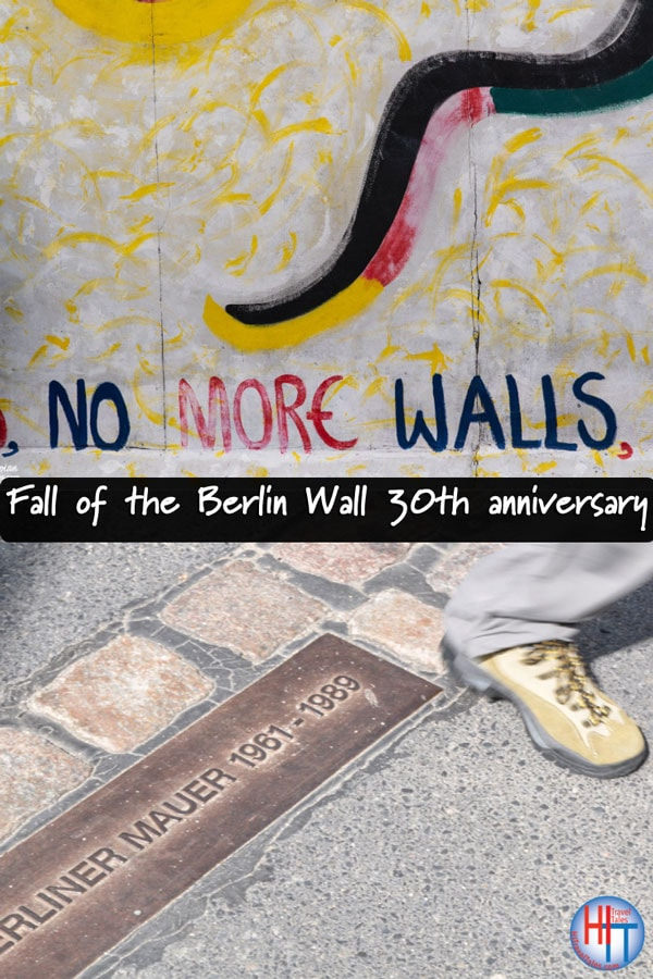 Fall Of The Berlin Wall Anniversary