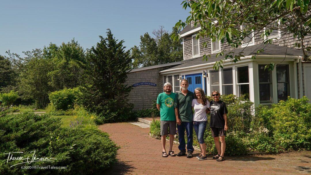 Family Run Bradley Inn Bristol Maine