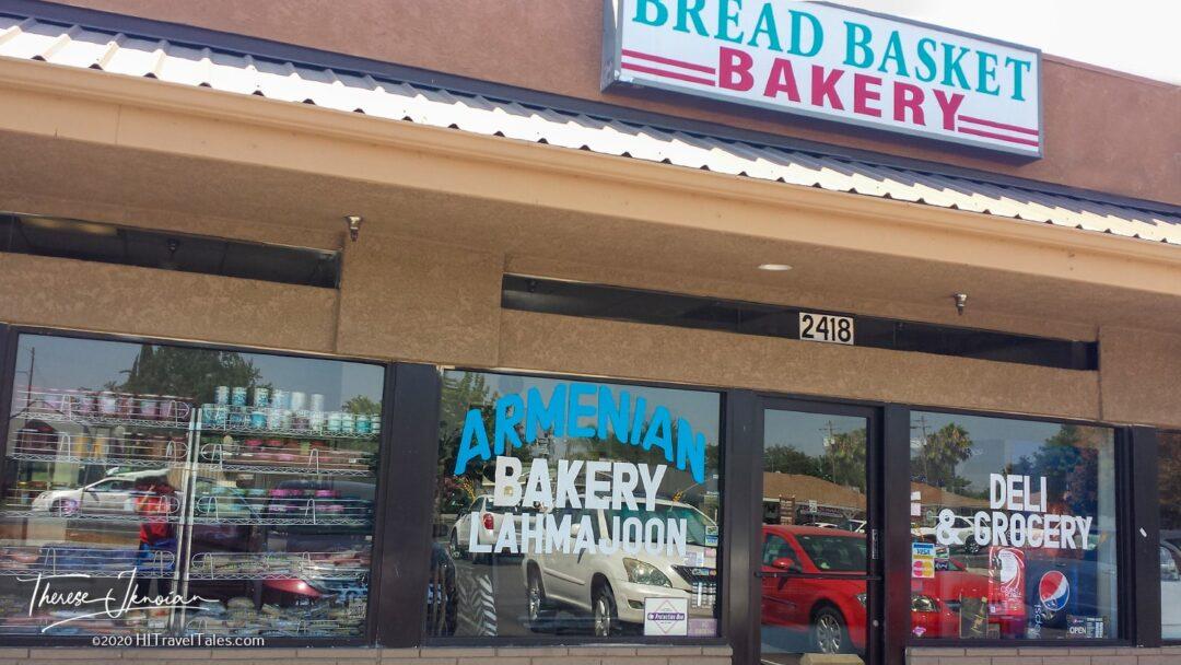 Fresno California Armenian Food
