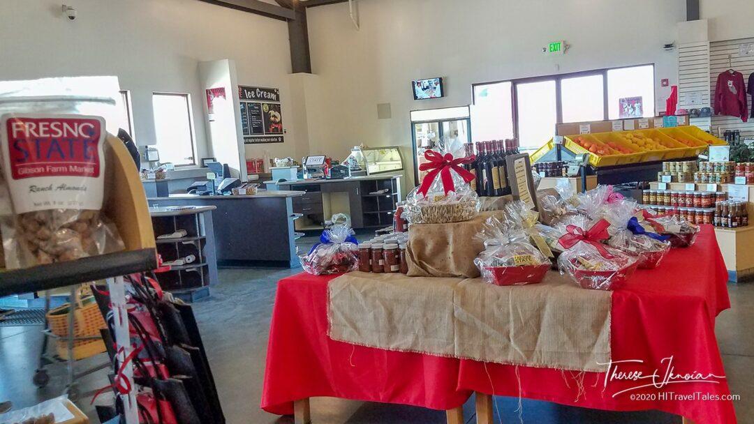 Fresno State Student Farm Store