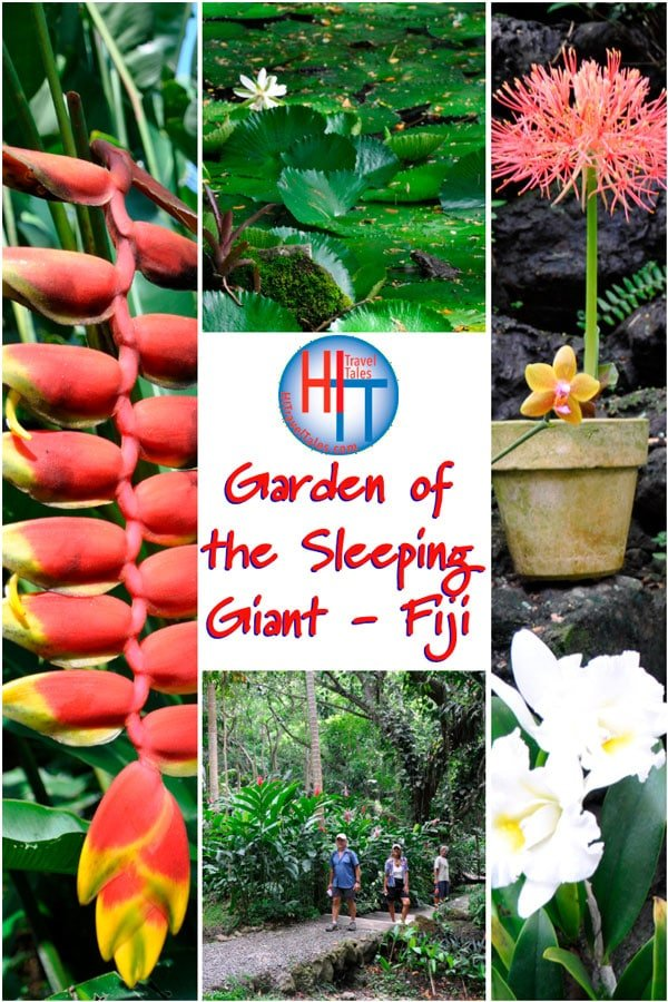 Garden Of The Sleeping Giant Fiji