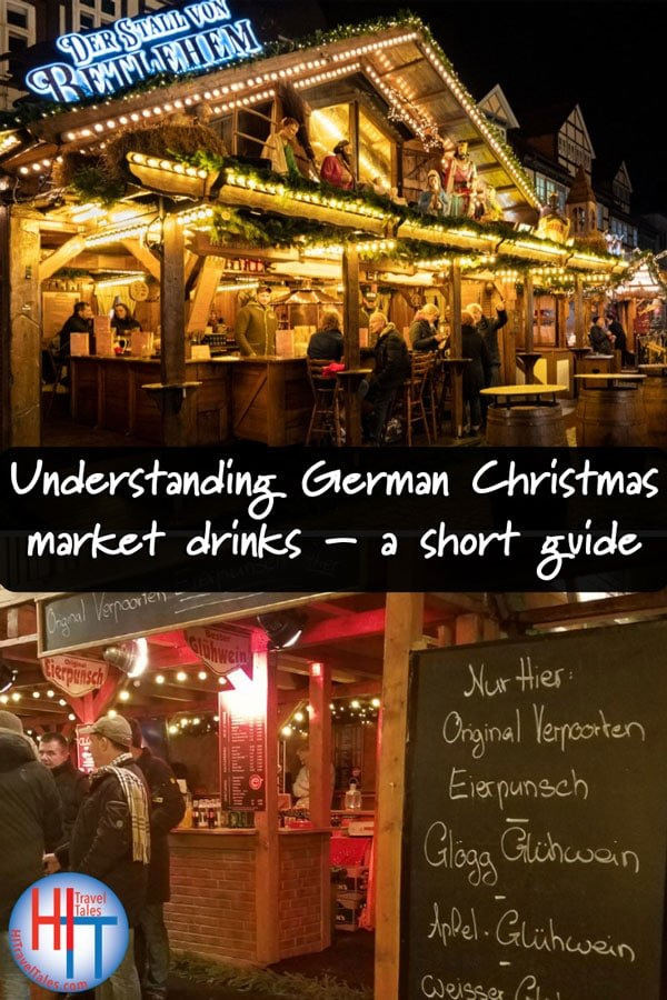 German Christmas Market Drinks Guide