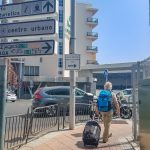 How to get from Spain to Tangier Morocco