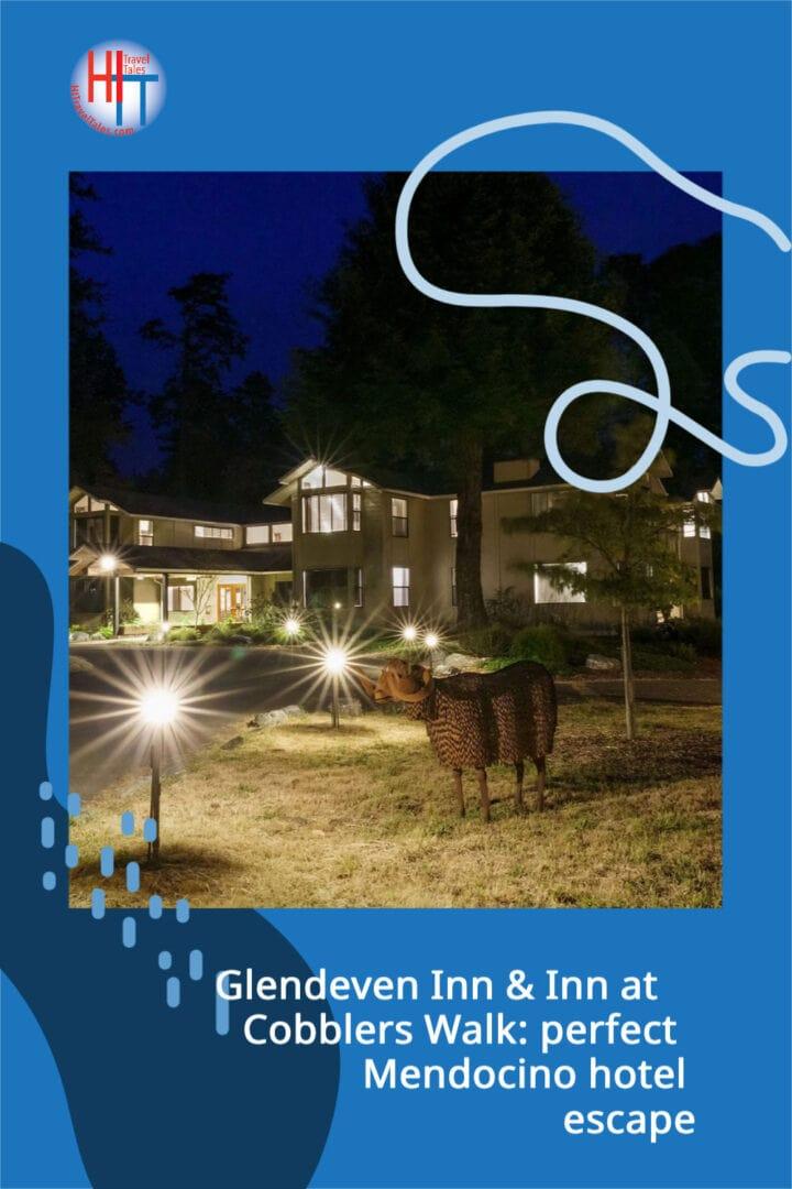 Glendeven Inn Inn At Cobblers Walk Perfect Mendocino Hotel Escape