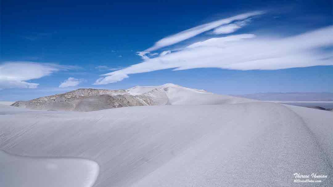 Dunas Blancas in the Puna