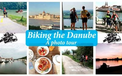 Biking the Danube – A photo tour