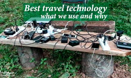 Best travel technology: what we use and why