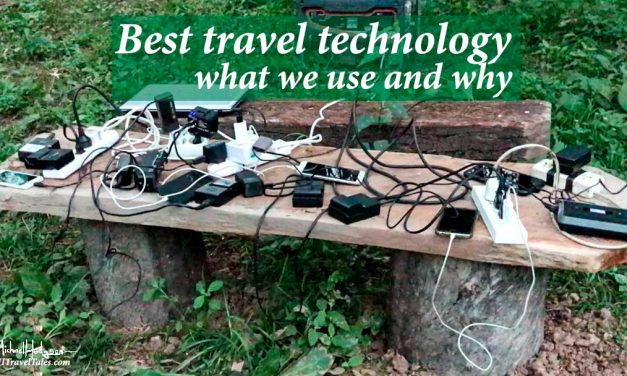 The best travel technology: Power banks to hard drives and adapters