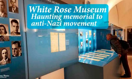 White Rose Museum a haunting memorial to anti-Nazi movement