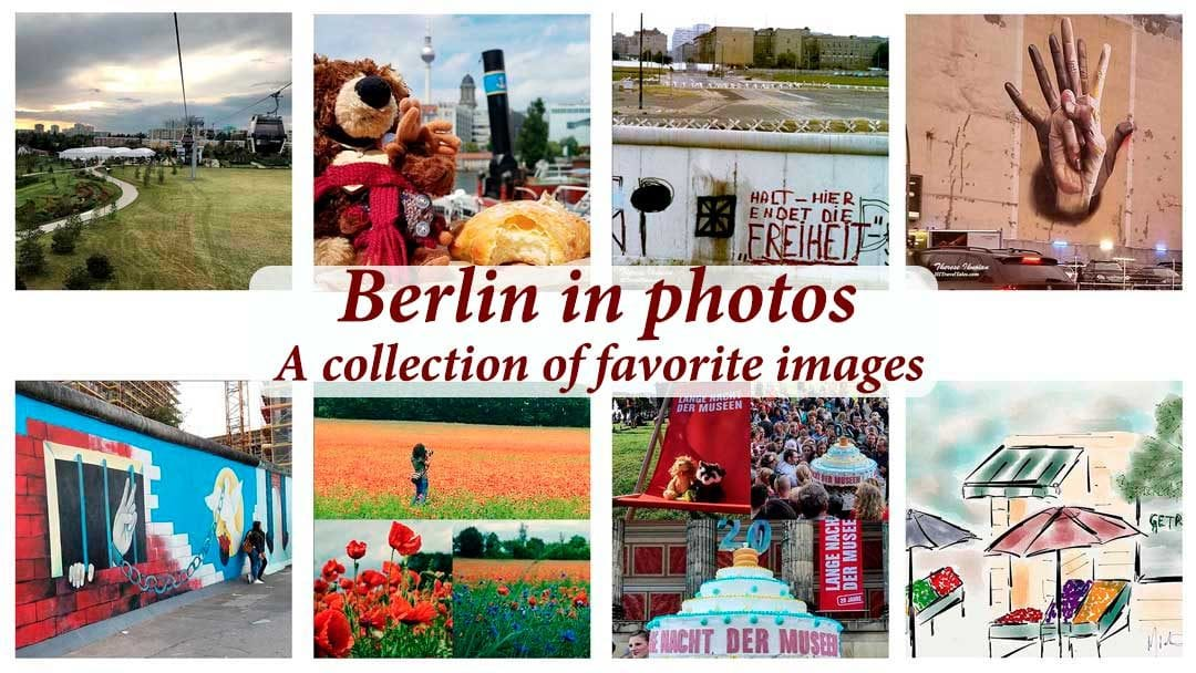 Berlin photos – A collection of favorite images