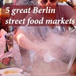 5 great Berlin street food markets