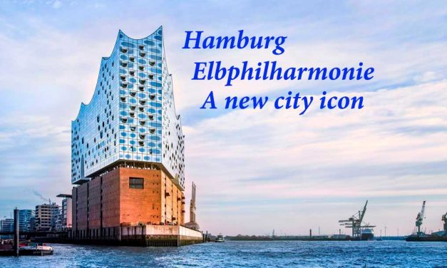 Hamburg Elbphilharmonie new city icon