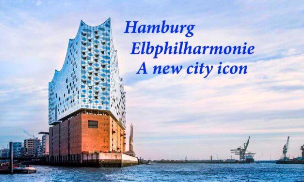 Hamburg Elbphilharmonie new city icon