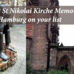 Put St Nikolai Kirche memorial in Hamburg on your list
