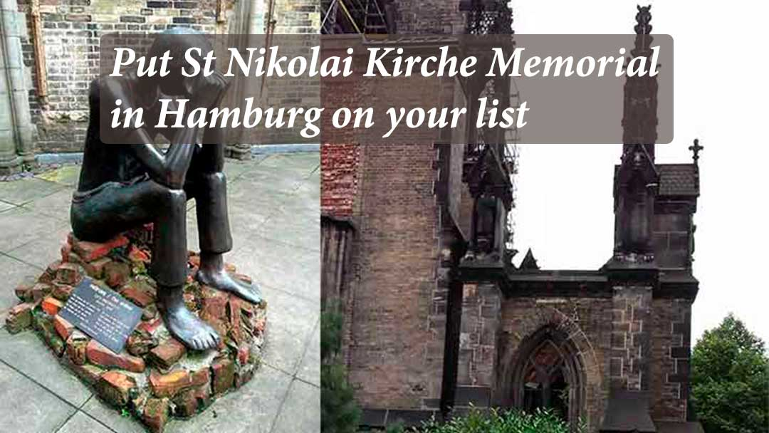 Put St Nikolai Kirche memorial in Hamburg on your list