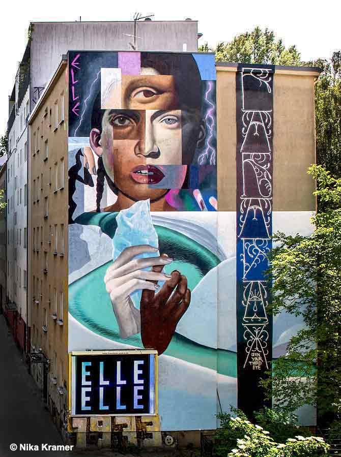 ELLE Berlin Mural Fest