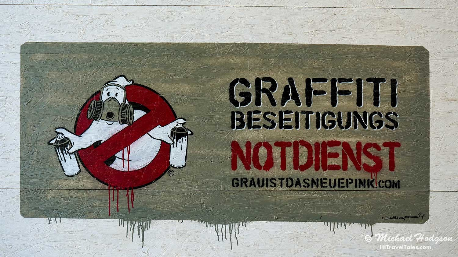 Translation: Graffiti Removal Emergency Service